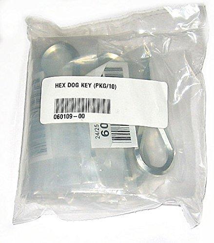 Monarch 060109 Dogging Key (10 Pack) by Corbin Russwin