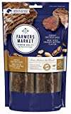 Farmers Market Pet Food Premium Natural Chewy Protein Bars Dog Treats, 9.5 Oz. Bag, Beef With Peanut Butter Flavor Review