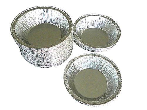 small aluminum pie plates - 8