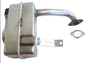 Craftsman 532137352 Muffler Kit, (532137352 Muffler & 532272293 Gasket)