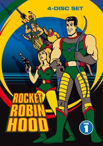 Rocket Robin Hood V1 (Robin Rocket Hood)