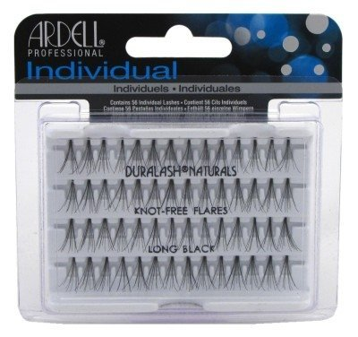 Ardell Duralash Naturals Flare Long Black (56 Lashes) (2 Pack)