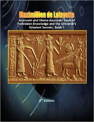 Anunnaki and Ulema-Anunnaki Vault of Forbidden Knowledge and the