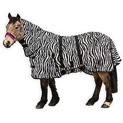 Loveson Zebra Fly Rug 72
