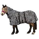 Horseware Loveson Zebra Fly Rug