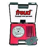 """Freud 6"""" x 18T Safety Dado Sets"""