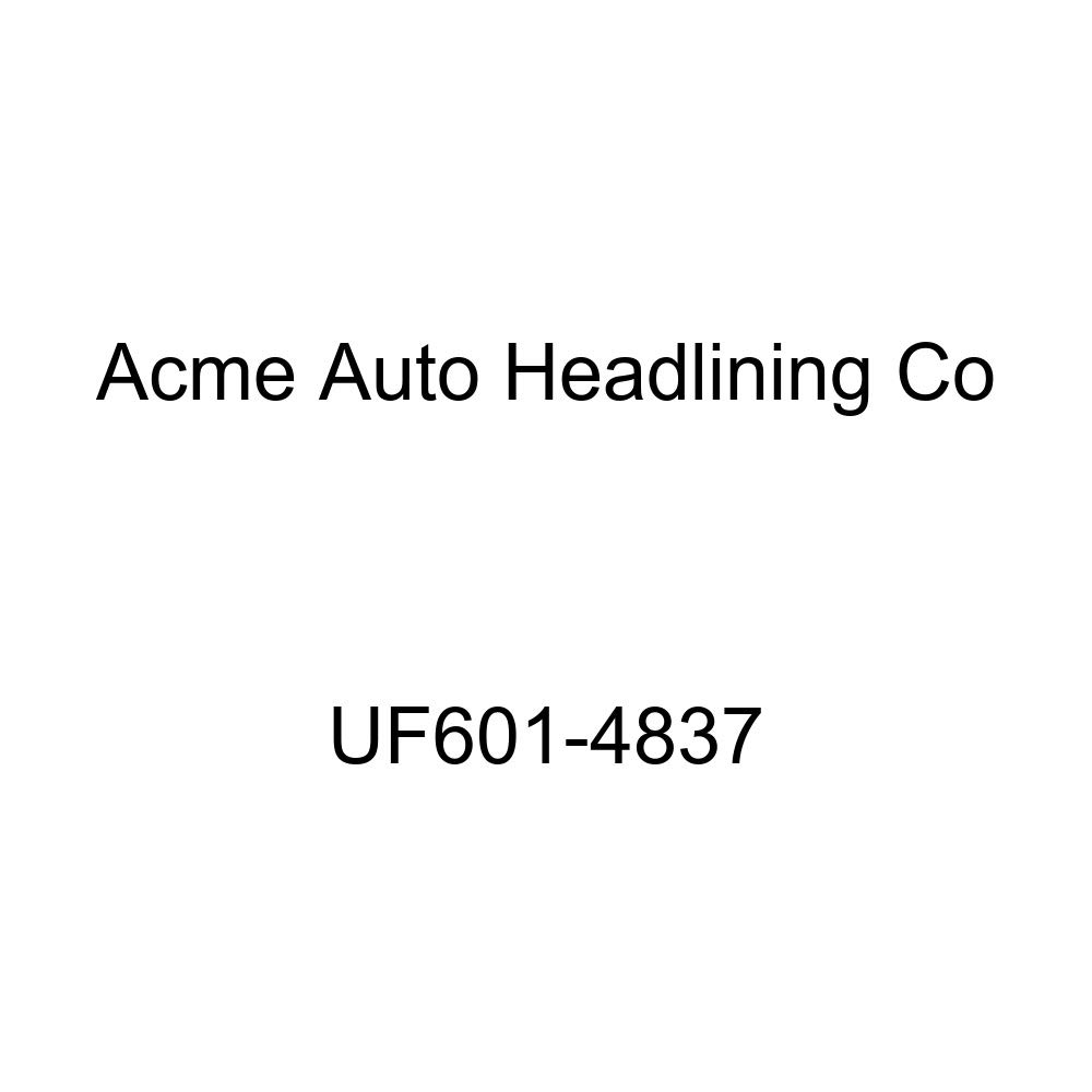 Acme UF601-4837 Front Medium Blue Vinyl Bench Seat Upholstery