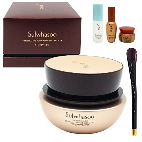Sulwhasoo Timetreasure Renovating Eye Cream Ex 25ml +GIFTS by Sulwhasoo