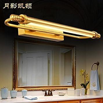 Europaischen Stil Badezimmer Badezimmer Leuchten Messing Wand Lampe