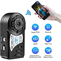 Wireless WiFi Hidden Spy Camera 1080P The Best MiNi Camera With Night Vision