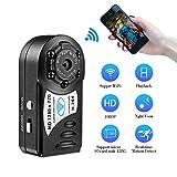 Wireless WiFi Hidden Spy Camera 1080P The Best MiNi Camera With Night Vision
