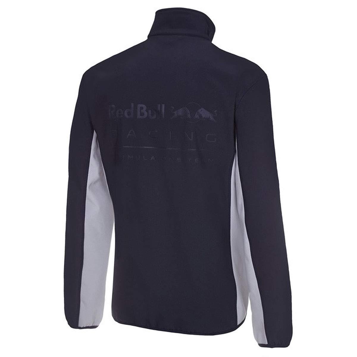 235adb013d76 Red Bull Racing Mens Soft Shell Fleece Sweater - Blue - XL: Amazon.co.uk:  Clothing