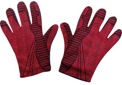 Rubie's Costume Men's The Amazing Spider-Man Adult Gloves, Red, One Size]()
