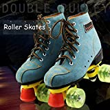 Classic Quad Artistic Roller Skates for Adult and