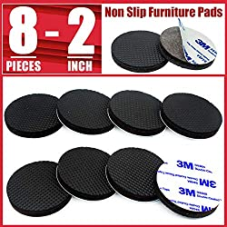 related image of Non Slip Furniture Pads 8 pcs 2