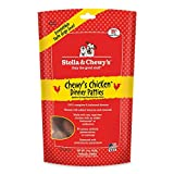 Stella & Chewy's Freeze Dried Dog Food,Snacks 15-ounce Bag With Free Bonus Pet Food Bowl - Made in USA (Chicken Flavor)