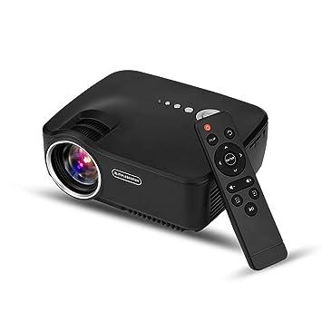 Vbestlife VBVESTLIFE Mini Proyector LED Portátil 1080P Full ...