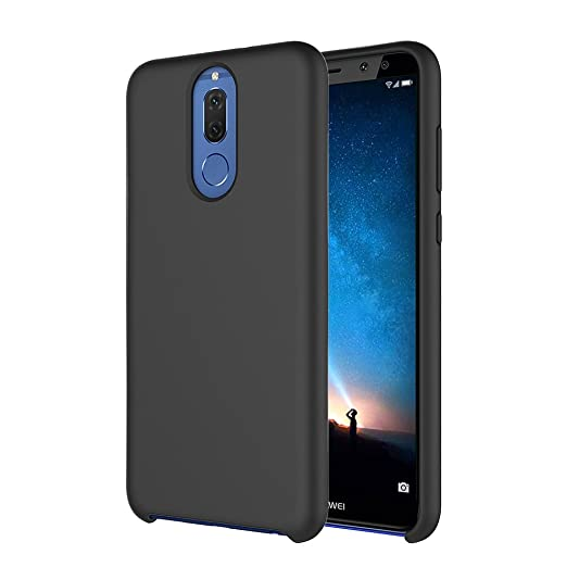 Amazon.com: Mate 10 Lite Case Liquid Silicone Gel Rubber ...