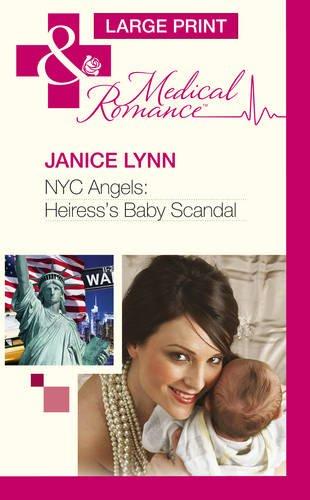 Nyc Angels: Heiress's Baby Scandal ebook