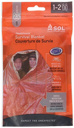 Advanced Survival Medical persoons 2 Talla nica Blanket Kits Op1qOx