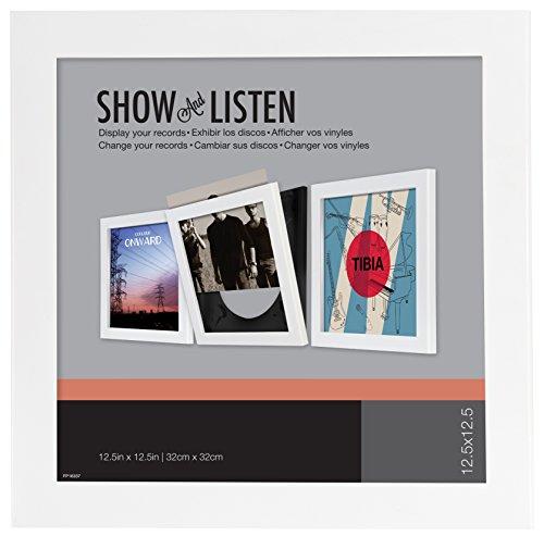 Show & Listen- Art Vinyl Record Frame