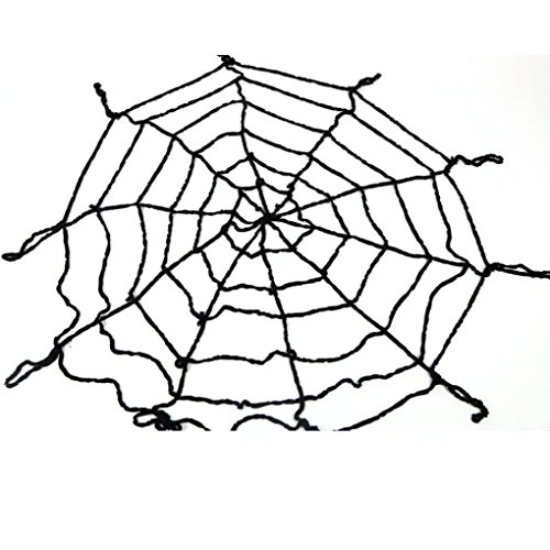 Hatop Halloween Spider Web Home Bar Decoration (Jet 7 Club Halloween)
