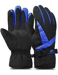 Winter Ski Gloves Waterproof Outdoors Sports Gloves Warm Snow Gloves for Men Women