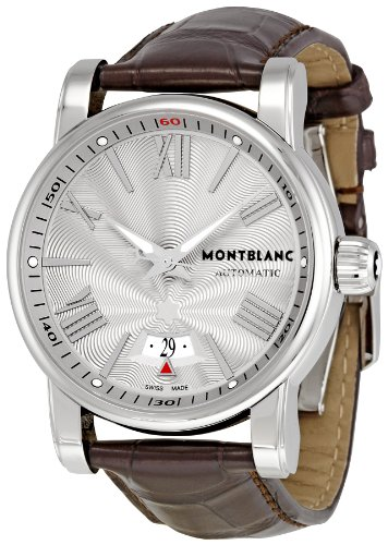 Montblanc-Mens-102342-Star-4810-Silver-Dial-Watch