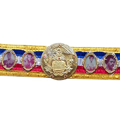 ROCKY RING MAGZINE Boxing Champion Ship Belt