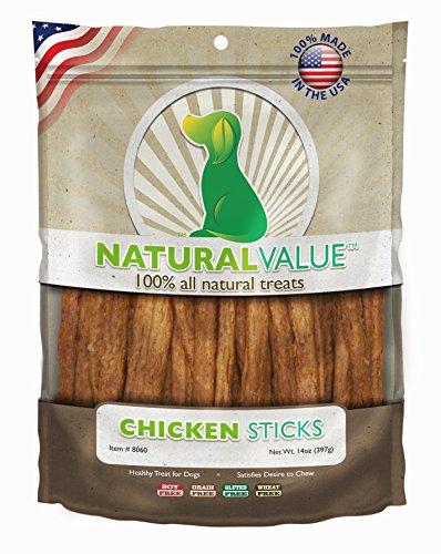 rawhide sticks chicken - 7