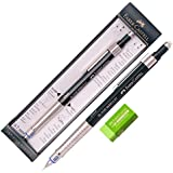 Faber Castell Tk Fine Vario L Drafting Mechanical Pencil 0.7 Mm +Packing Case / Gift Eraser