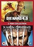 X-Men Origins: Wolverine / Die Hard 4.0 [DVD]