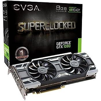 Amazon.com: EVGA GeForce GTX 1080 Founders Edition, 8GB ...