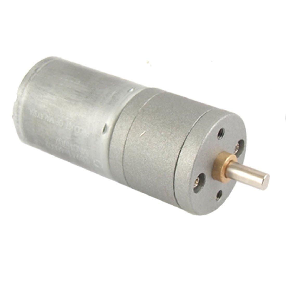 5 500rpm dc 3 24v high torque gear box electric speed reduce motor ...