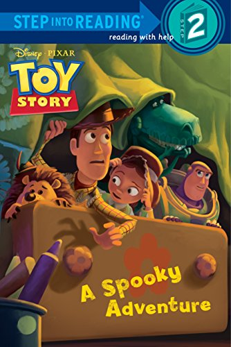 A Spooky Adventure (Disney/Pixar Toy Story) (Step into -