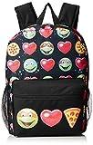 Nickelodeon Teenage Mutant Ninja Turtles Girls Emoji 17 Inch Backpack, Various, Large Size For Sale
