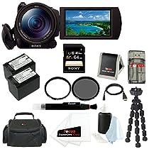 Sony HDRCX900/B HD Video Camera w/ 1