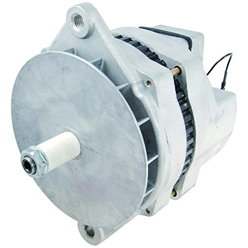 Parts Player New Alternator Replaces 8LHA 110-55HD Leece NeVille Motorola 1975-07 HD & IND