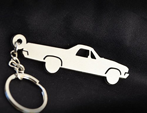 Chevy El Camino - MGC Collection Custom Stainless Steel Keychain for Chevy El Camino Enthusiasts