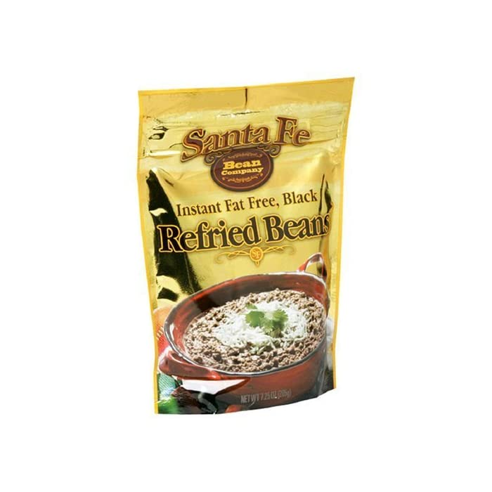 Santa Fe Instant Refried Beans Review