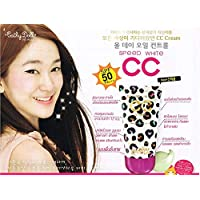 2x CC CREAM SPF50 + PA +++ 50G. CATHY DOLL SPEED WHITE color.