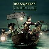 Katzenjammer: A Kiss Before You Go - Live In Hamburg (Audio CD)