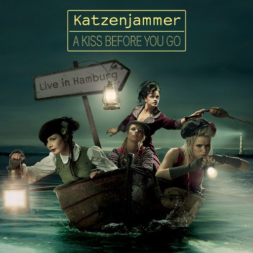 Katzenjammer: A Kiss Before You Go - Live In Hamburg (Audio CD)