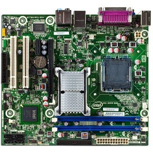 Quad Socket 775 Motherboards (Intel DG41KR Intel G41 Socket 775 micro-ATX Motherboard w/HDMI, Video, Audio & Gigabit)
