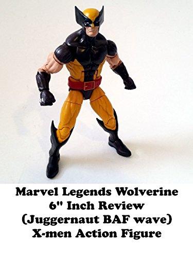 [Review: Marvel Legends Wolverine 6
