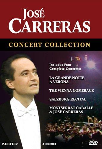 Jose Carreras - Concert Collection (Boxed Set, 4PC)