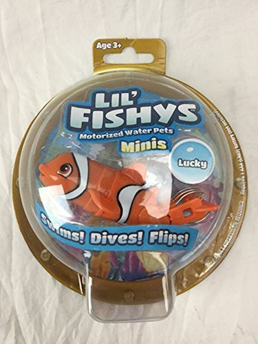 lil fishy lucky toy - 8