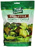 Fresh Gourmet Premium Croutons, Deli-Style Parmesan Caesar, 5 Ounce (Pack of 6)