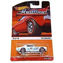 Hot Wheels Redline 10/18 - '70 Camaro by Mattel