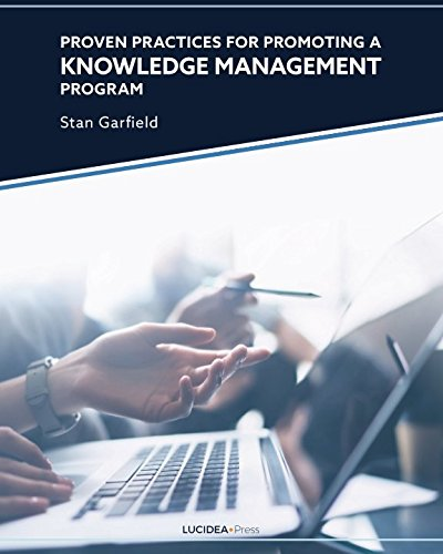Proven Practices for Promoting a Knowledge Management Program